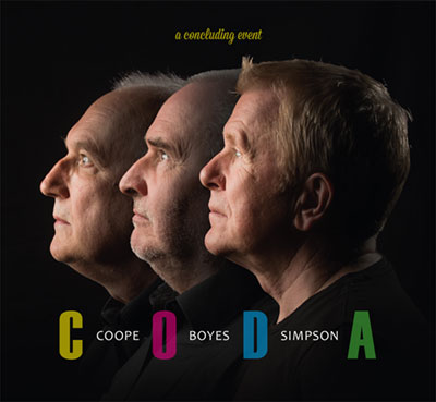 CODA album cover